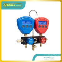 Wholesale Digital manifold gauge set for refigeration or air conditioner repairing or refrigerant charging