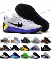 Mid Cut ad brown - 2017 New Arrival Kobe XII AD Elite Low Cut Men s Basketball Shoes Top quality KB s Training Sports Sneakers Size Free Shippin