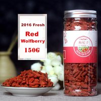 Wholesale Red Wolfberry gouqi gouji Wolfberry fruit medlar special grade natural red wolfberry King structure wolfberry g