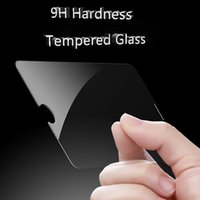 Wholesale 9H Hardness Cell Phone Screen Tempered GlassFor iphone7 Plus iphone s Plus s Galaxy S7 S6 S5 Note