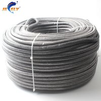 Wholesale mm UHMWPE Towing Winch Rope Polyester Sleeve Weave Round Stiff Version M SPECTRA