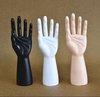 Wholesale Male jewelry display hand mannequin montre bijoux male Gloves Jewelry Model Jewelry models pair hand Freeship M00524