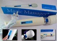 achat en gros de big sex toy-30 Vitesse Big Magic Wand Massager Vibrateurs AV pour les femmes produits de sexe adulte Sex Toys For Couple Stick Powerful Body