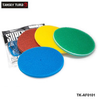 Wholesale Tansky HKS Air Filter Foam Air Filter sponge Green Red Yellow Blue PC H Q TK AF0101 P
