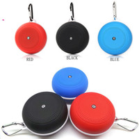 Wholesale 10Pcs Outdoor Sports Bluetooth Speaker C6 Y3 IPX7 Portable Waterproof Wireless Suction Cup Handsfree Stereo Player For All Cellphones