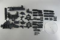 battlefleet gothic battleship - Out of print Resin Models Battlefleet Gothic Apocalypes Class Battleship