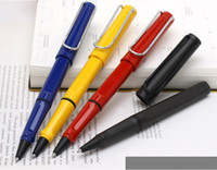 best gel ink pen - High Quality Best Design Lamy Safari Colorful For choice Roller ball Pen office supplies writing pens for gifts