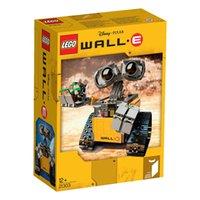 Wholesale LEGGO Disneey Pixar WALL E