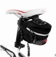 Wholesale New Arrival Roswheel Outdoor Cycling Mountain Bike Bicycle Saddle Bag Back Seat Tail Pouch Package TA101