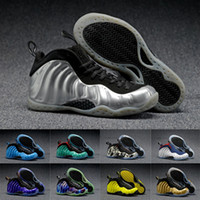 Wholesale With Box Mens Air Penny Hardaway Galaxy One Men Foams Basketball Shoes Olympic Running Shoes Sneakers Olympic Training Sports Shoes