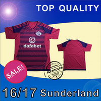 Wholesale Top Quality Sunderland Soccer Jersey away pink Soccer Jersey Sunderland Football Shirts Thai Quality Jeresys