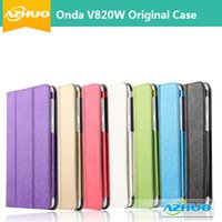 Wholesale Newset Colorful Ultra thin High quality fashion case cover FOR Onda V80 Plus V820W V820W CH gift