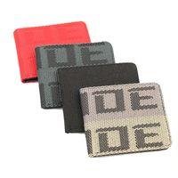 auto racing seat - BRIDE wallet Auto Wallet BRIDE Purse JDM VERSION Racing Seat Fabric and Leather Canvas takatas Wallet key case