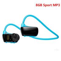 Venta al por mayor- diseño de moda 8GB Deportes Mp3 Player NWZ-W273 Walkman Running Headset para auriculares de los auriculares del deporte al aire libre de Sony