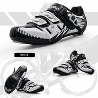 Wholesale The new bike shoes male mountain road riding shoes breathable anti skid lock shoes
