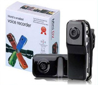 action video recorder - Mini DVR Camcorder Sport Video Recorder Digital Spy Hidden Camera Web Cam MD80 Action Cam Video Record Helmet Camera