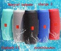 Wholesale J B L Charge With Logo Bluetooth Speaker Waterproof Portable Outdoor Subwoofer Speaker Bluetooth mAh powerbank