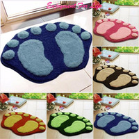 bath rugs sale - Soft Feet Memory Foam Bath Bathroom New Arrival High Quality Hot Sale Bedroom Floor Shower Mat Rug Nov