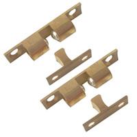 Wholesale 2pcs Door Catch mm mm mm mm Length For Cabinet Kitchen Box Cupboard Door Holder
