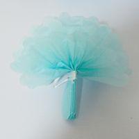 Wholesale Party decorations Tiffany UPS FedEx DHL per wholsale factory price wedding tissue paper pompoms