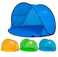 Wholesale 2 person use outdoor camping seconds quick automatic opening beach pop up tent
