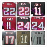 atlanta falcons - 2017 new arrival Men Atlanta football Falcons Elite Jersey FREEMAN JONES RYAN NEAL HESTER