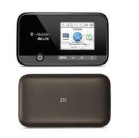 ZTE 4g modem - Unlocked ZTE MF96 G Modem WIFI Router Mobile Hotspot Wireless Router HotSpot Supports UMTS AWS GSM