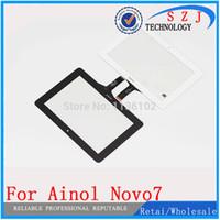 Wholesale Original new inch Ainol Novo7 Novo VENUS LCD touch screen panel tablet pc screen digitizer
