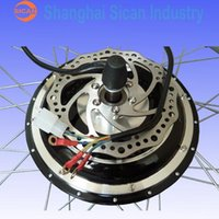 bicycle disc hub - V W R Electric Bicycle Kits E bike Conversion DISC Hub Motors Express