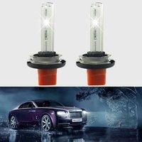 achat en gros de xénon h15-FEELDO 2x 6000K Blanc 12V 35W H15 Xenon HID Bulbs Remplacement de voiture HID Headlights Singel Bulbs