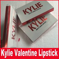 1 beautiful lip gloss - Kylie Valentine s Collection Duos Kylie Jenner Lipkit Valentine Edition Beautiful Set Lipstick Valentine Gift Lip Gloss