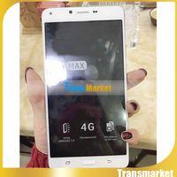6,3 pouces Jmax grande taille de l'appareil photo 4 Go R0m 1 Go ram Dual caméra écran capacitif téléphones smart phones wifi avec logo Free Dhl 1pc