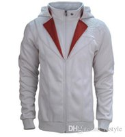 Cardigan assassin s creed ezio hoodie - Assassins Creed Hoodie Assassins Creed Ezio Brotherhood Hoodie Jacket XS XL