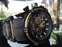 big band christmas - 2017 Christmas Watch Big Dial Silicone Band black color Watch and Fashion Business