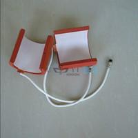 Wholesale Sublimation Mug press machine accessory CM Small Size Cylinder Shape Silicone Mug Heating Pad heating Mat