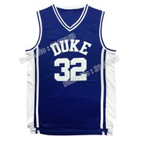 Wholesale 100 stitched J J Redick basketball jersey cheap Mesh Christian Laettner Jerseys sales High quality embroidery Logos
