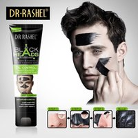Wholesale Men Black Mask Face Head Acne Maske ml Blackhead Removedor Facial Masque Points Noirs Remover Charcoal Peel Off Masker