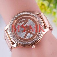 Wholesale MK Michael Kores style wristwatches top luxury replicas M K bracelets Fashion Quartz watches Brand new watch jewelry for men women girls M03