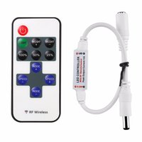 best rf universal remote - Best Price Mini LED Controller Dimmer RF Wireless Remote Control for LED Strip