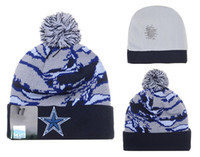 Wholesale American Football Cowboys Beanies Hats Dallas Beanies Sports Beanie Knitted Hats Accept Snapbacks Hat Mix Order