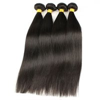 Wholesale Vinsteen Unprocessed Virgin Brazilian straight Hair pieces g Human Hair Weave inches Wefts Human Hair Extensions