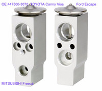 auto expansion valve - auto Air Conditioning expansion valve fit Toyota Yaris Camry Vios OE