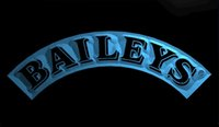 baileys irish cream - LS1327 b Baileys Irish Cream Wine Bar Neon Light Sign jpg
