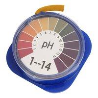 Wholesale New m pH Alkaline Acid Test Paper Water Litmus Testing For Gardening Aquarium Plant