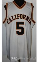 bear rugby - Factory Outlet Jason Kidd California Golden Bears College Basketball Jerseys Embroidery Stitched Personalized Custom any size and name