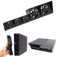 Wholesale PS4 Accessories Cooling Fan with Temperature Control External Cooling for Sony PS4 Play Station