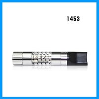 batteries pollution - Green pollution free Chrome colored e Cigarette atomizer core ohm fit all general battery