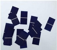 Wholesale 2000pcs Solar Panel Sun Cell Sunpower Solar Cell Polycrystalline Photovoltaic Panel DIY Solar Battery Charger V W mm