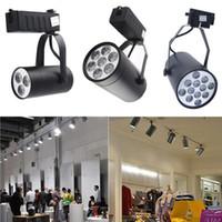 best track lighting - Best Warm Cool White Led Track Light W W W W W Beam angle Led Ceiling Spotlight AC V Led Spot Lighting CE ROHS CSA UL