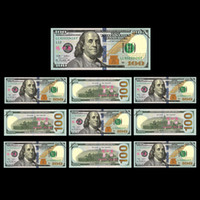 Wholesale USA Learning Dollars Trainings Size Banknotes Collect Movie Props Money Home Arts Crafts Gifts